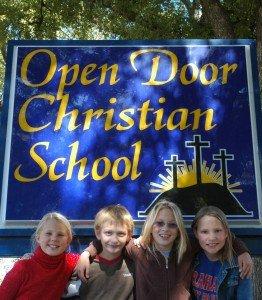 Open Door Christian School