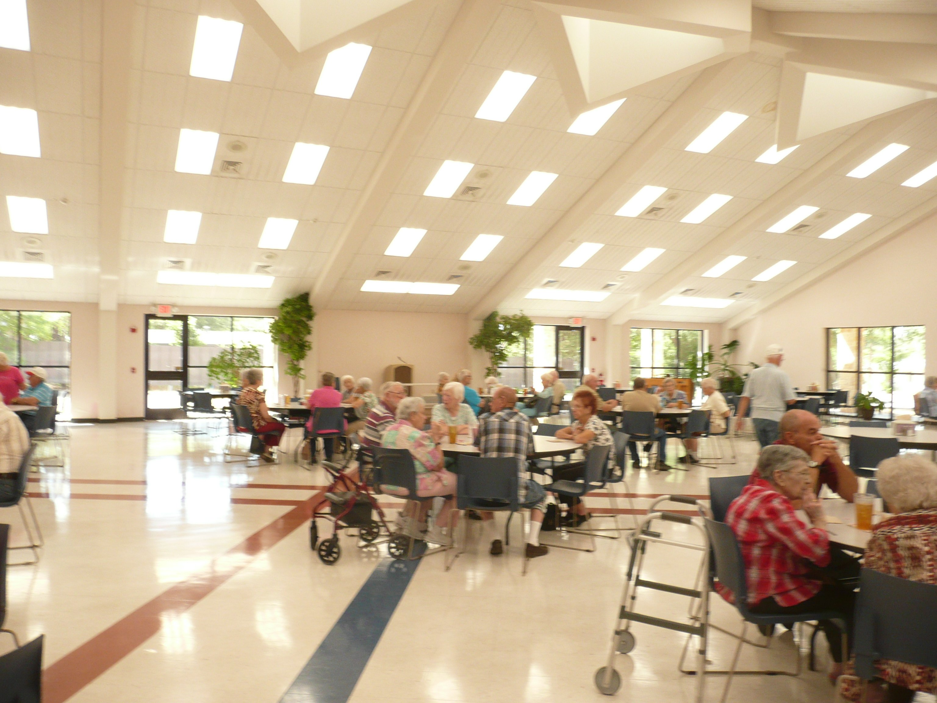 cawthra community centre seniors meet