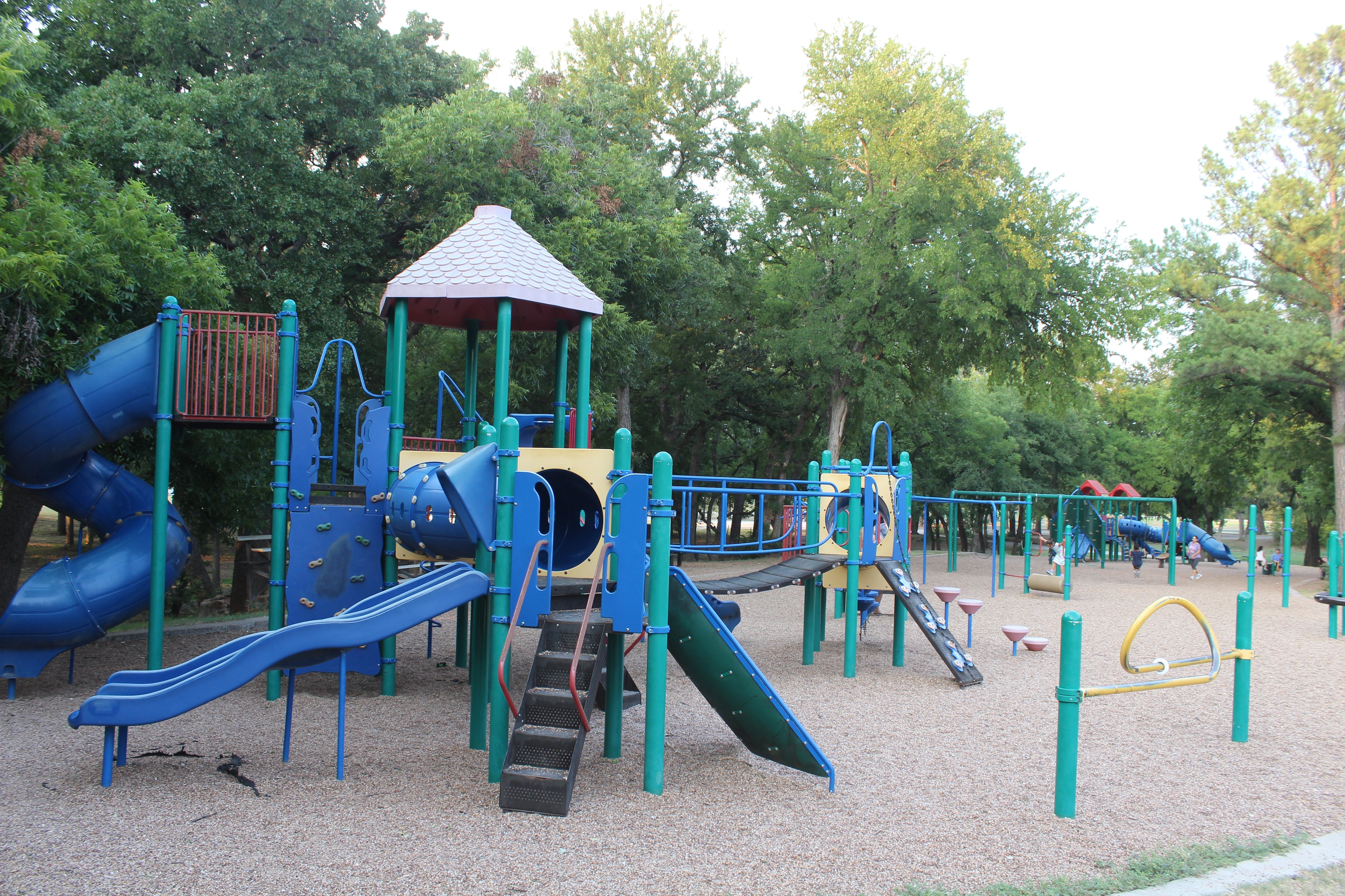 Firemen playground