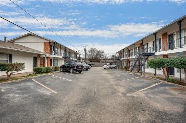 Brazos Street Apartments