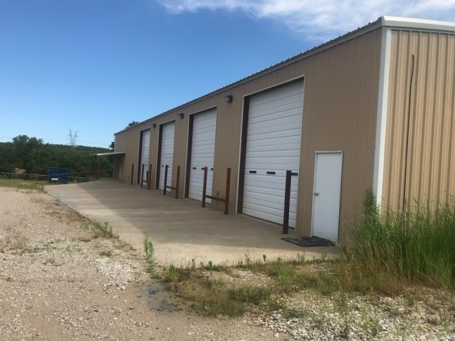 Industrial Buildings on 3.4 Acres – Shop/Offices/Yard Space